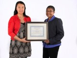 Dr. Lillian Lai and Dr. Carrol Pitters, Chair