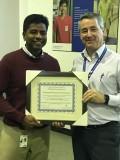 Dr. Venk - Award Presentation